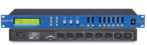 FBX320 数字音频处理器